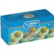 Manzanilla la leonesa (25 filtros)