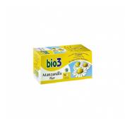 Bio3 manzanilla ecologica (1.5 g 25 filtros)