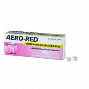 AERO RED 40 mg COMPRIMIDOS MASTICABLES , 30 comprimidos