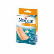 3m nexcare active strips - aposito adhesivo (banda 10 x 6 cm 5 u)