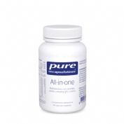Pure encapsulations all in one (60 capsulas)