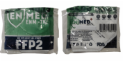 Mascarilla FFP2 infantil blanca - 1 unidad