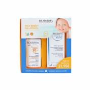 Bioderma pack bebe photoderm mineral 50+ + atoderm int baume