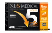 Xls medical forte 5 nudge (180 capsulas)