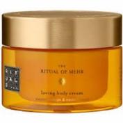 The ritual of mehr body cream