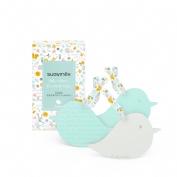 Baby cologne memories ambientador suavinex tarjetas perfumadas (3 unidades)
