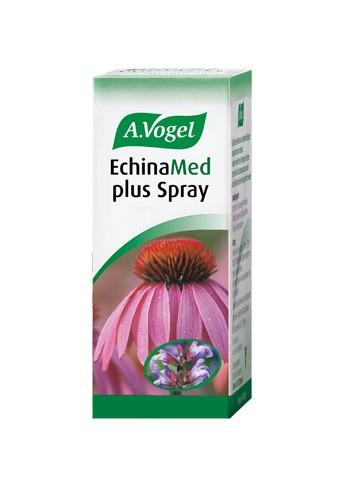 ECHINAMED PLUS SPRAY SOLUCION PARA PULVERIZACION BUCAL, 1 envase pulverizador de 30 ml