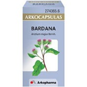 Arkocapsulas bardana 50 capsulas