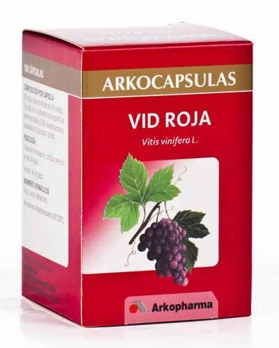 Arkocapsulas vid roja 100 capsulas