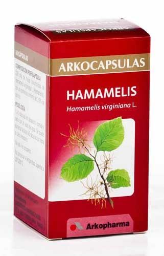 Arkocapsulas hamamelis 50 capsulas