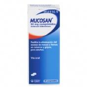 MUCOSAN 30 mg COMPRIMIDOS , 20 comprimidos