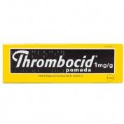 THROMBOCID 1mg/g POMADA, 1 tubo de 30 g
