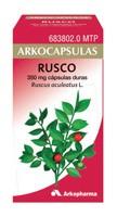ARKOCAPSULAS RUSCO 350 mg CAPSULAS DURAS, 48 cápsulas